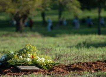 Cemitério da Paz em Belo Horizonte